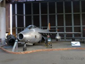 The Saab J-29 Tunnan, post WWII Austria's first true fighter.