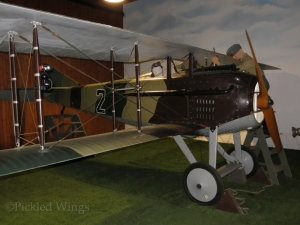 SPAD XIII in the First World War collection