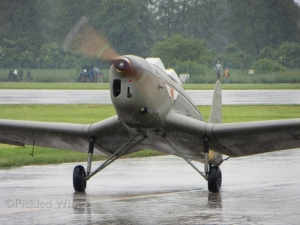 Kl-35D at Pardubice in 2013.