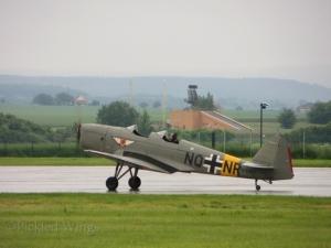 Klemm Kl-35D at Pardubice in 2013