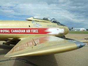 Mk.5 Sabre at Edmonton in 2012.